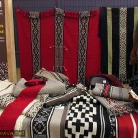 Telar mapuche - R. Araucanía