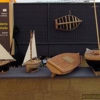 Replicas veleros chilotes - R. Los Lagos